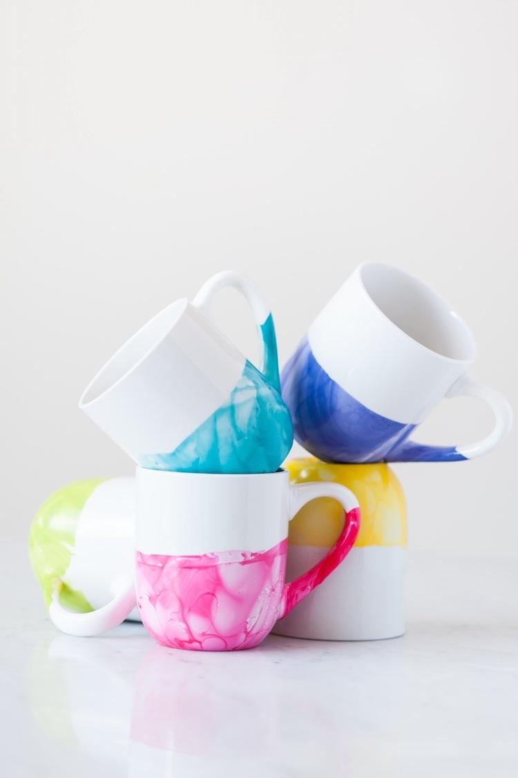 Rainbow-Marble-Mugs
